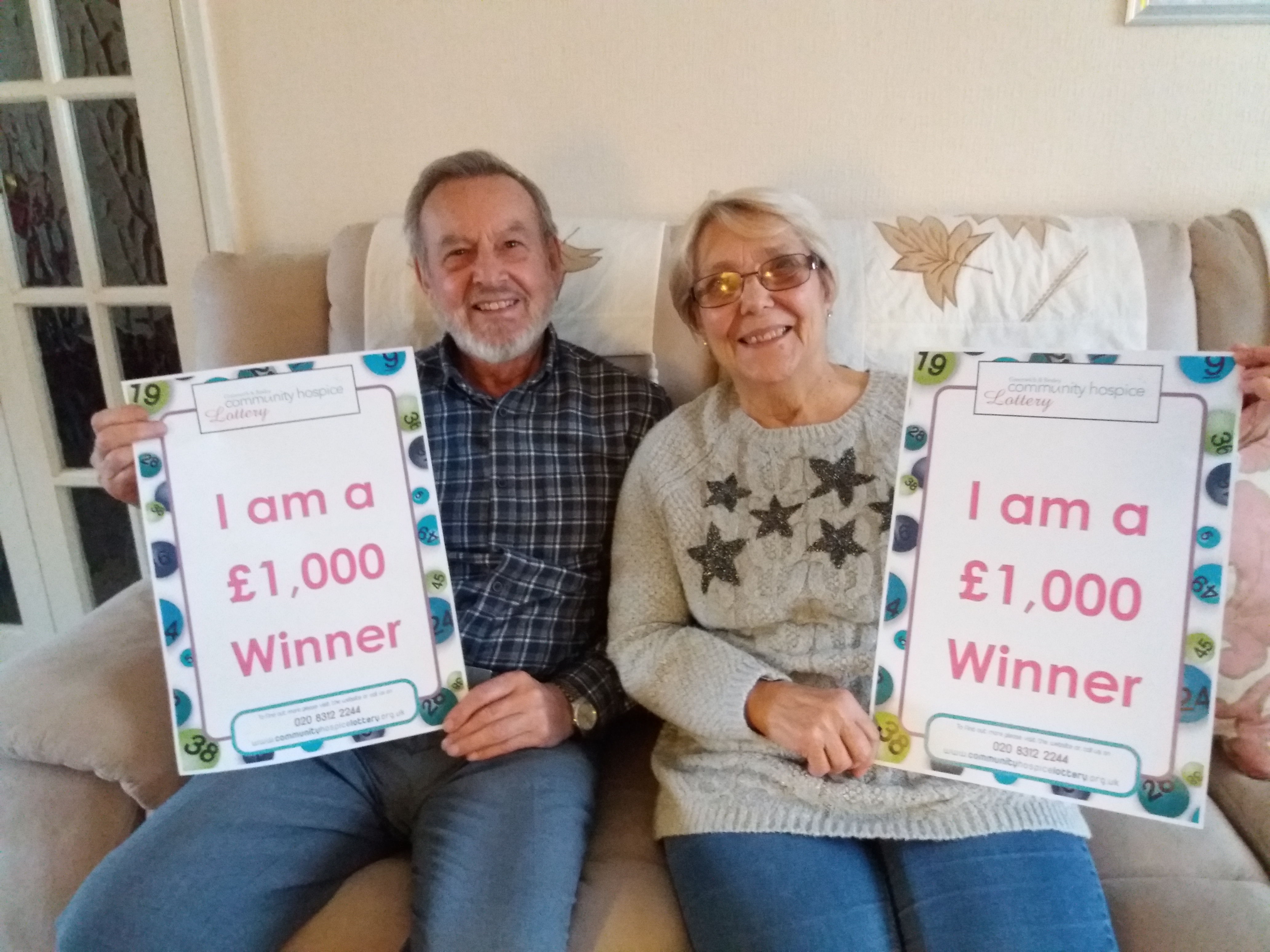 Lottery winners image