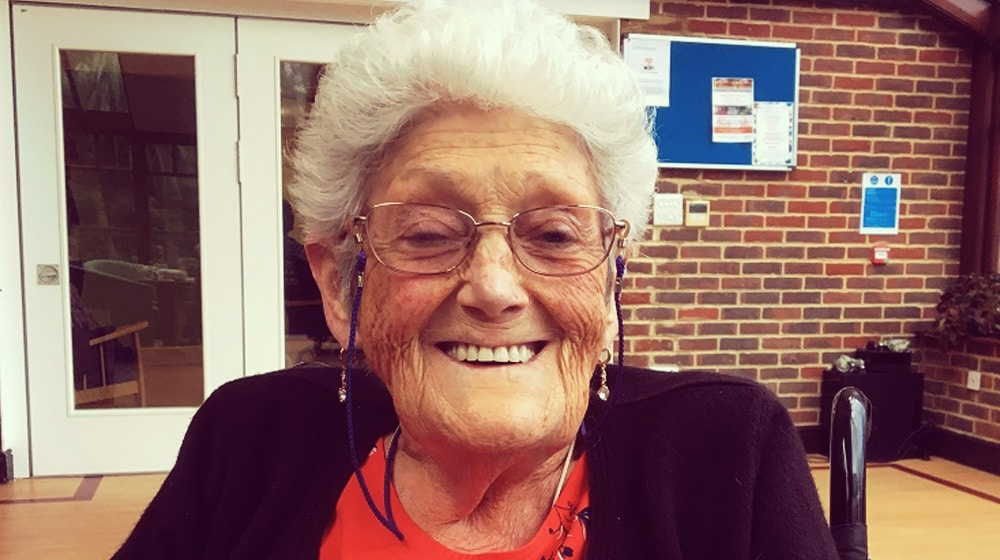 hilary's story - greenwich hospice