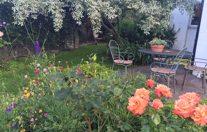 Garden at Heathwood Garden, photo Martha Gowans, 2 cropped