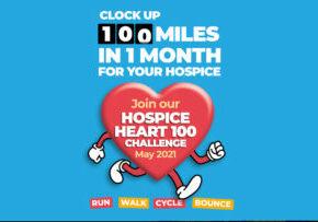 hospice heart 100 challenge